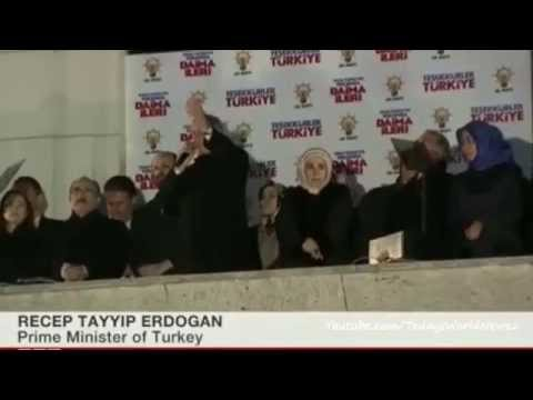 Turkey PM Erdogan claims election victory