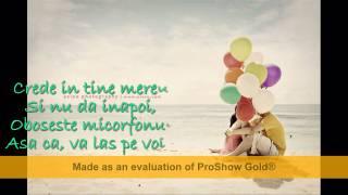 Voltaj ~ Povestea oricui With Lyrics / Cu Versuri
