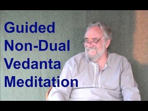 Guided Non-Dual Vedanta Meditation - James Swartz