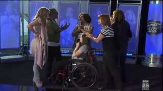 Chris Medina's Amazing American Idol Audition 2011 Real