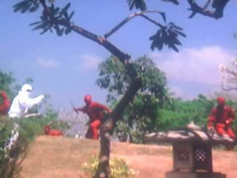 Best Ninja scene