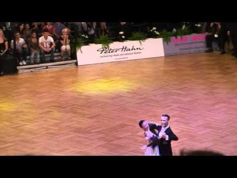 GOC 2010 GS Standard Final Solo Waltz - Marek Kosaty & Paulina Glazik