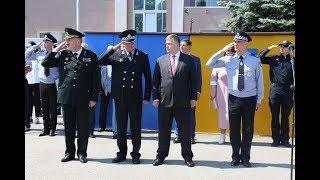 Візит Міністра внутрішніх справ та Голови Національної поліції України до ХНУВС