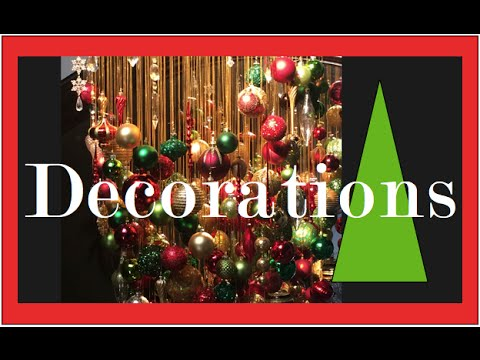 How to Christmas Decorating ideas - Beautiful Christmas ...