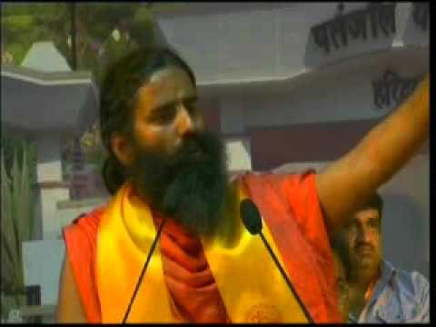 YOG GURU SWAMI RAMDEV JI LIVE FROM TAALKATORA.DELHI,5 JAN'14, PART-3 OF 5