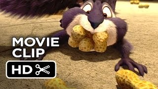 The Nut Job Movie CLIP Lost City Of Nutlantis (2014