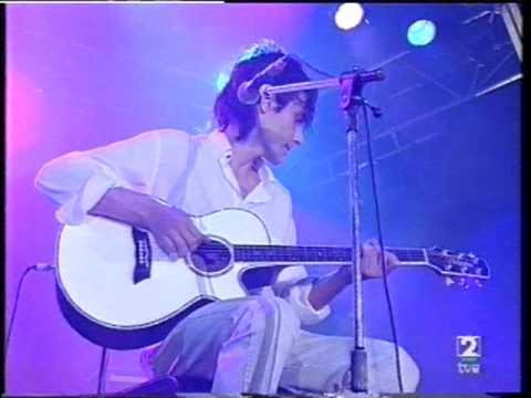 ANTONIO VEGA - El sitio de mi recreo (Directo 1993)