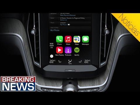 ¿Qué es Apple CarPlay? (iOS en el coche)