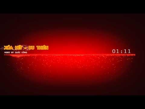 Adobe After Effect [Sóng Nhạc] Xóa Hết  -  Du Thiên
