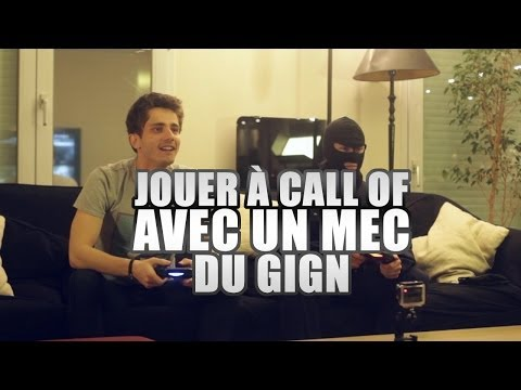 Jouer à Call of Contre un mec du GIGN