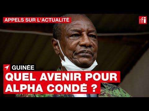 Guinée : quel avenir pour Alpha Condé ?