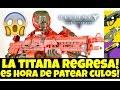 EL PICO REGRESO DE LA TITAN PATEANDO CULOS EN DISPUTA INFERNAL DESTINY