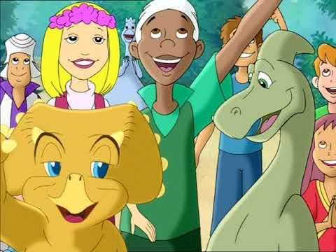 Dinotopia - Výprava za kamenem slunce