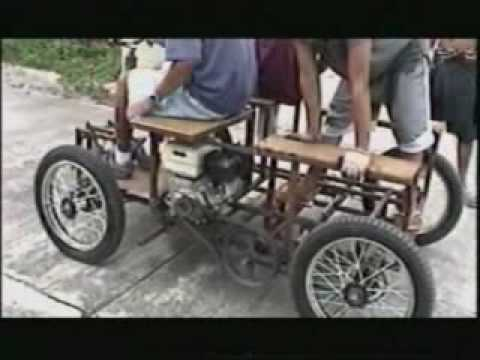 The HOY! Pinoy Mini Car Proof of Concept Prototype Road Testing 2 of 3