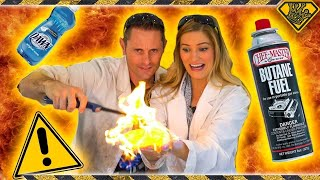 How To Firebend IRL (aka The Human Torch)