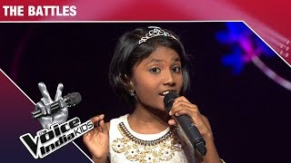 Arya,Ishaan & Tanishka Performs on Piya Baawri-Episode 10-Dec 10, 2017-The Voice India Kids Season 2