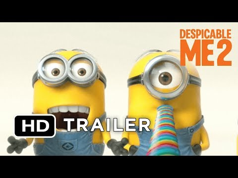 Despicable Me 2 - Official Teaser Trailer (2013) HD Movie, Despicable Me 2 in 2013.