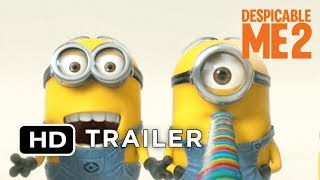 Despicable Me 2 Official Teaser Trailer (2013) HD Movie