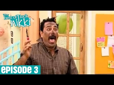 Best Of Luck Nikki - Season 1 - Episode 3 - Disney India (Official)