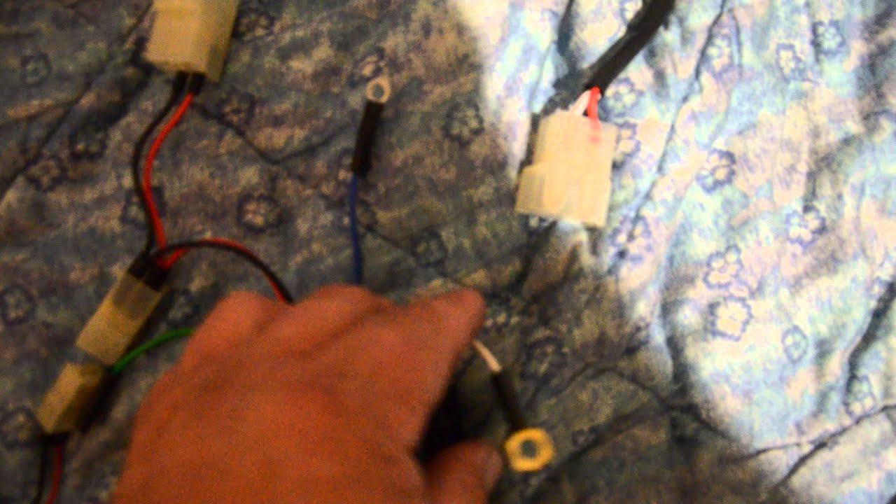 Как сделать стробоскоп для настройки зажигания6