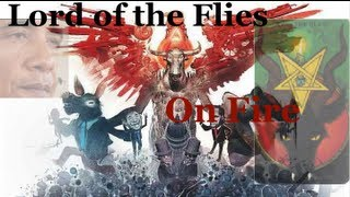 The Lord Of The Flies On Fire: Obama/Antichrist