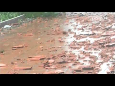 VTC14_Ít nhất 7 người chết và mất tích do bão số 11