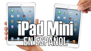 Nueva iPad Mini En Español