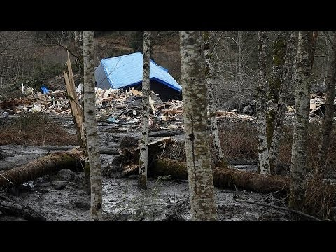 Snohomish County Mudslides Kill at Least Three People
