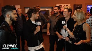One Direction Performs 'Story Of My Life' + Interview (X