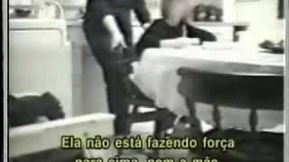 Poltergeist CAUGHT ON FILM~!! REAL DEMONIC ATTACK