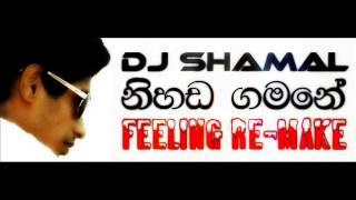 DJ Shamal ft Bachi n Shanika - Nihanda Gamane Feeling ReMake