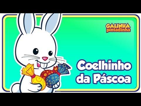 Coelhinho da Páscoa - DVD Galinha Pintadinha 3