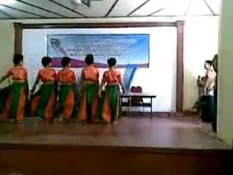 Tarian Daerah Kreasi POLEWALI MANDAR Sulawesi Barat