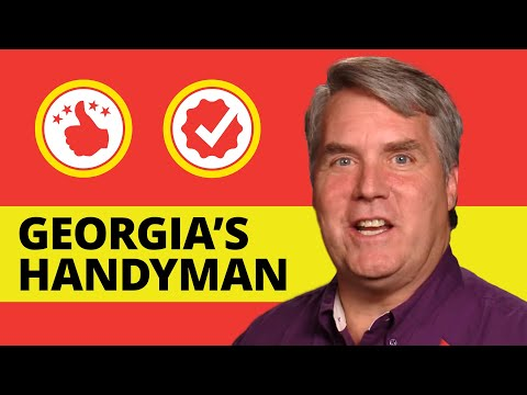 Handyman Peachtree City, GA | Mr. Handyman of Coweta and Fayette