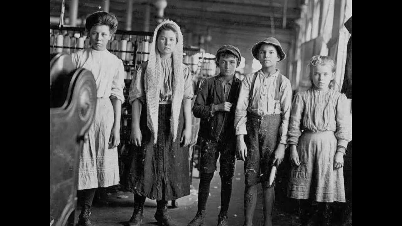 child labor in great britain during the industrial revolution Child labor in the industrial revolution in great britain alexa leon  the children who built victorian britain part 1  the textile industry during the industrial revolution .