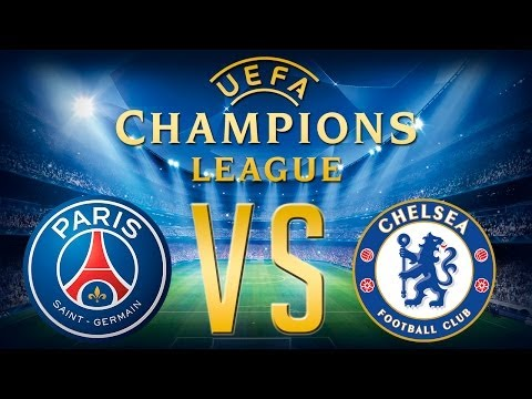 PSG VS Chelsea - CHAMPIONS LEAGUE 13/14 - 02/04/14 - FIFA 14