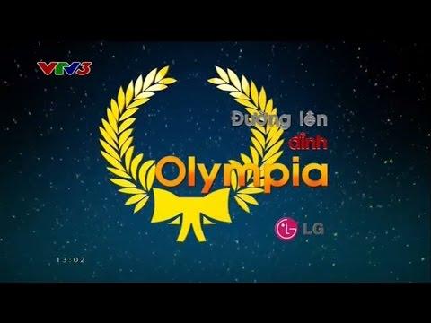 Đường Lên Đỉnh Olympia 2015 Trực Tiếp Ngày 20/9/2015 Full HD