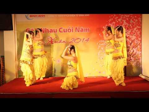 Múa Ấn Độ - Gặp Nhau Cuối Năm 2013