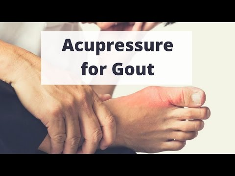 Acupressure Points for Gout - Massage Monday #309