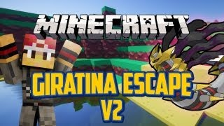 Giratina Escape! V2 (Dragon Escape) Minecraft Mini-Game W