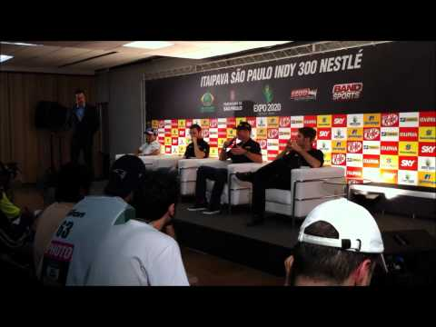 Behind the Scenes: 2013 Sao Paulo Indy 300