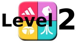Logos Quiz Game Level 2 Walkthrough All Answers