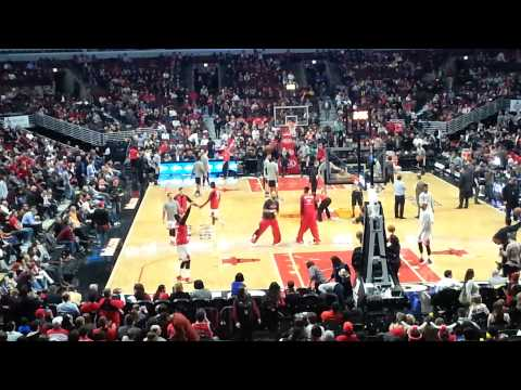 Chicago Bulls vs San Antonio Spurs 2014