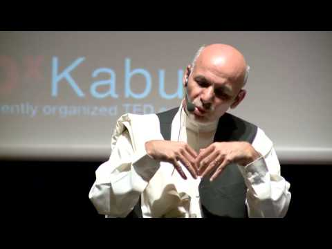 Entrepreneurship in Afghanistan: Ashraf Ghani at TEDxKabul
