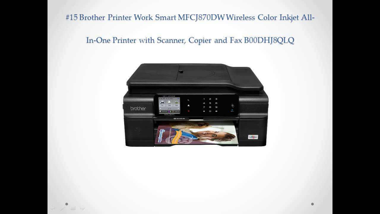 how to add brother wifi printer