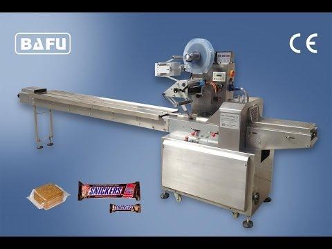 galletas de máquinas de embalaje, máquinas de envolver galletas, galletas de la máquina de embalaje