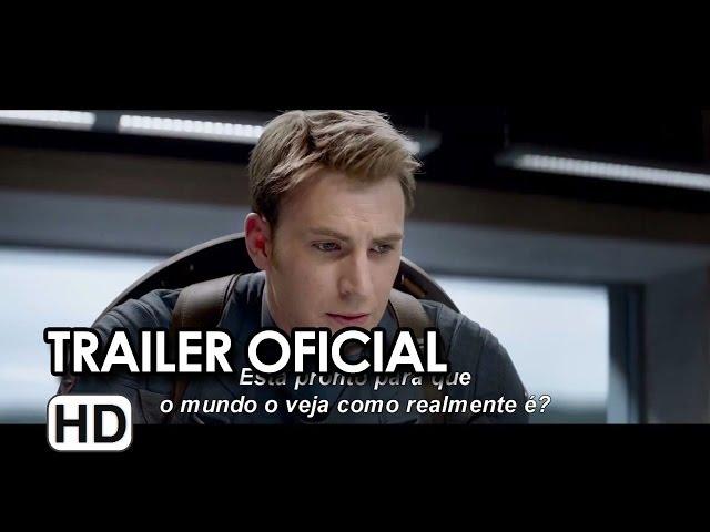 Capitão América 2: O Soldado Invernal (2014) - Trailer HD Legendado