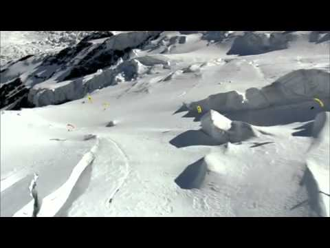 Mont-Blanc Speed Flying