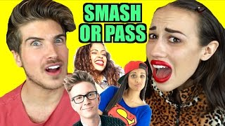 SMASH OR PASS! YouTuber edition