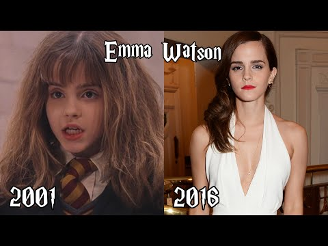 Harry Potter | Then And Now 2016